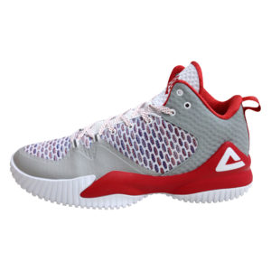 PEAK Lou Williams Streetball Master (Grey/Red)